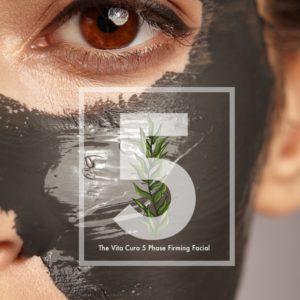 beverly hills hair free skin care vita cura 5 phase firming facial